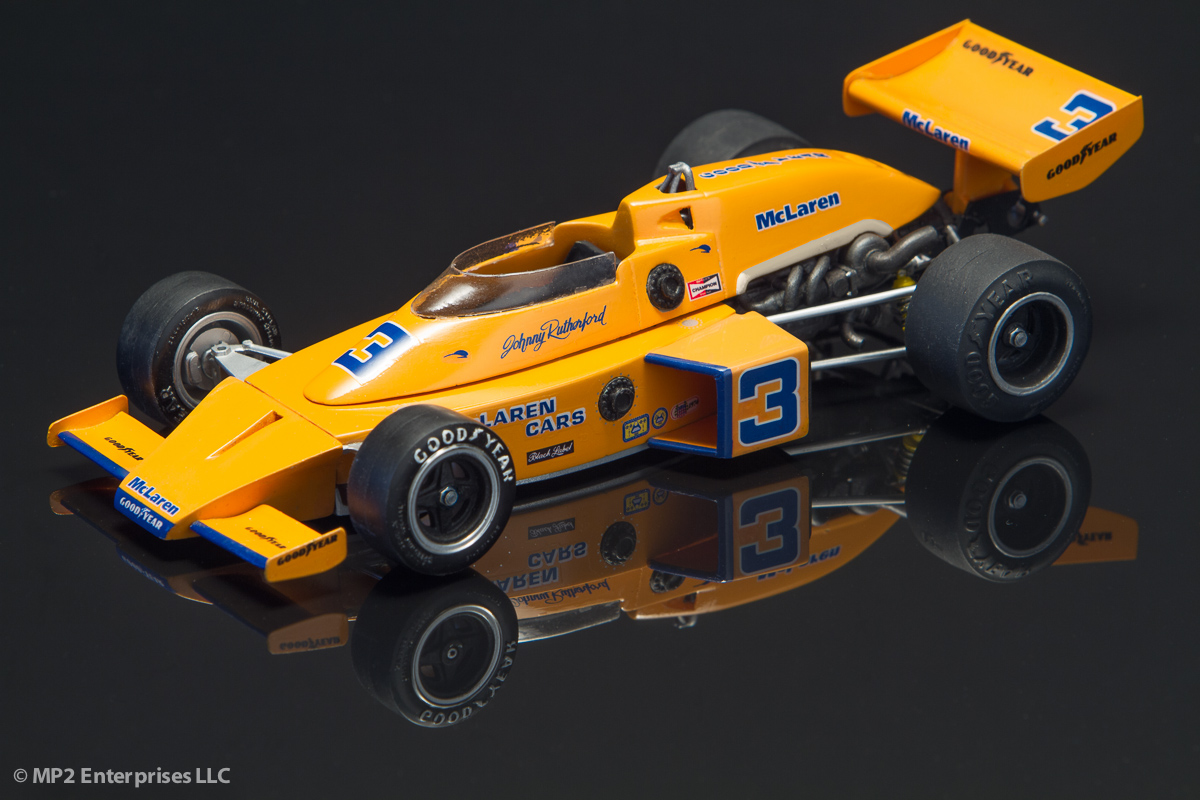 1974 McLaren, Johnny Rutherford