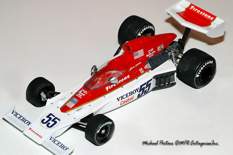 1974 Viceroy Parnelli Cosworth