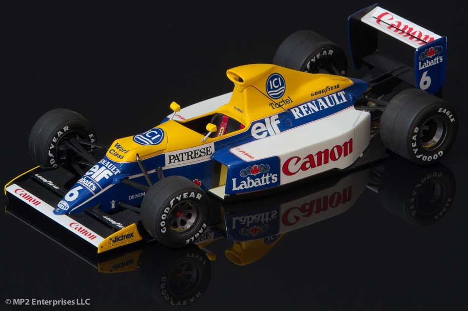 1990 Williams FW13B
