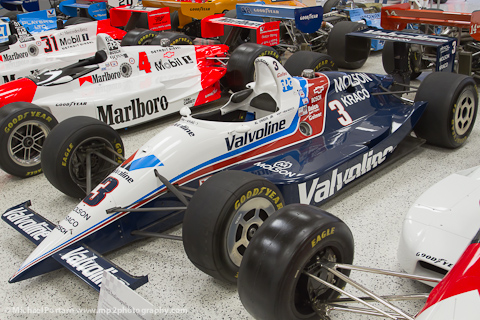 Al Unser Jr 1992 Indy winner