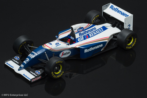 1994 Williams FW16 - Fujimi