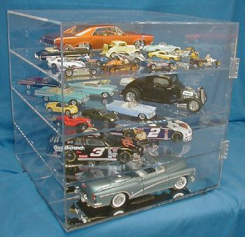 Spinner Display Case