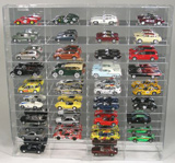 36 car 1/43 display case